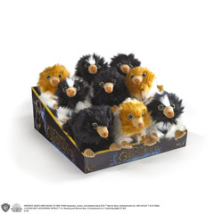 ND4828-Pack of 9 Mini Baby Niffler Plush - Fantastic Beasts