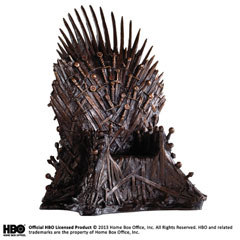 NN0025-Game of Thrones - The Iron Throne in Bronze