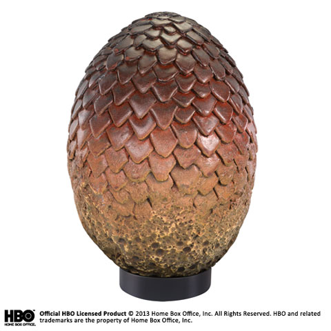 Game of Thrones - Drogon Egg