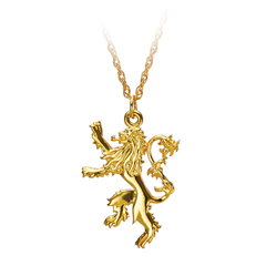 NN0062-Game of Thrones - Lannister's Pendant