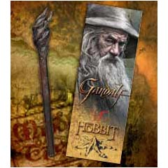 NN1215-Gandalf Staff Pen and Paper Bookmark