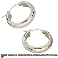 NN1400-The Hobbit - One Ring Earring, Stainless Steel