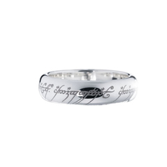 NN3268-The One Ring - Silver