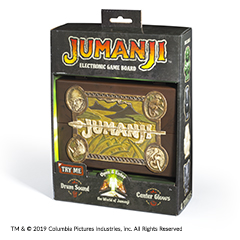 NN3543-Jumanji Miniature Electronic Game Board