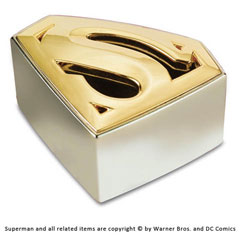 NN4127-Superman Returns™ - Paperweight