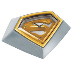 NN4143-Superman Returns™ - Desk Clock