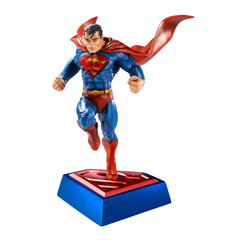 NN4789-Superman - Escultura Comic book