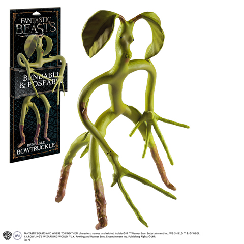 Bendable Bowtruckle  - Fantastic Beasts