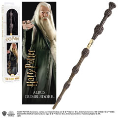 NN6322-Dumbledore's Wand with 3D bookmark