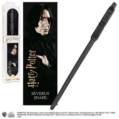 NN6323-Severus Snape's Wand with 3D bookmark
