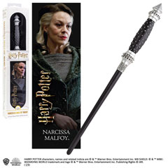 NN6328-Narcissa Malfoy's Wand with 3D bookmark