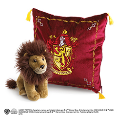 NN7042-Gryffindor House Plush and Cushion - Harry Potter