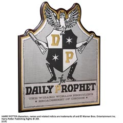 NN7052-Daily Prophet Wall Plaque