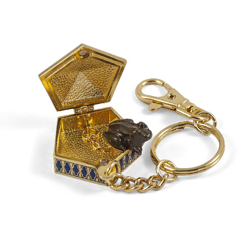 Harry Potter Chocolate Frog Key Chain