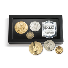 NN7234-The Gringotts Bank Coin Collection