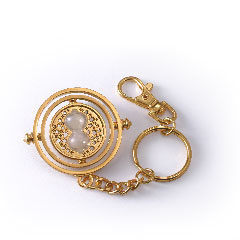 NN7235-Harry Potter Time Turner Key Chain