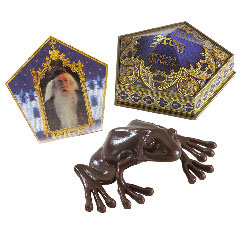 NN7428-Chocolate Frog Prop Replica - Harry Potter