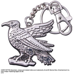 NN7718-Ravenclaw raven keychain - Harry Potter