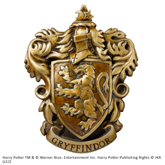 NN7742-Gryffindor TM House Crest - Harry Potter