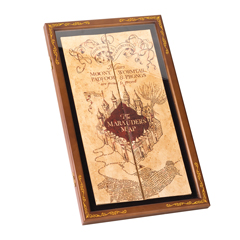 NN7882-Marauders Map - Display Case
