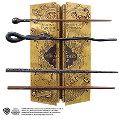 NN7905-Marauder's Map Wand Collection - Harry Potter