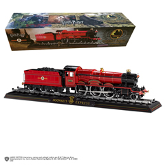 NN7982-HP-Hogwarts Express Die Cast Train Model and Base