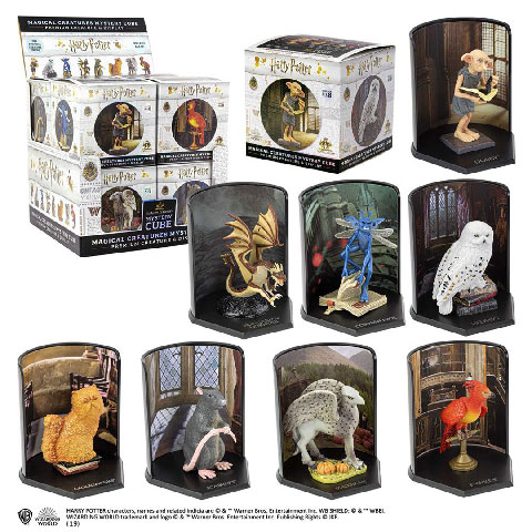 Magical Creatures - Mystery cube - 8 pieces CDU