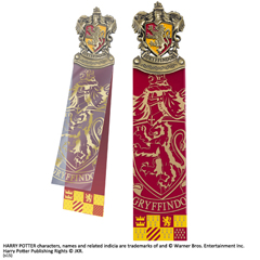 NN8715-Harry Potter - Gryffondor Crest Bookmark
