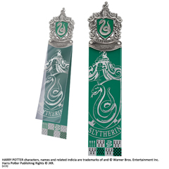 NN8716-Slytherin Crest Bookmark - Harry Potter