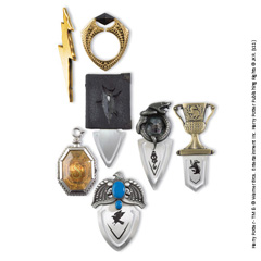 NN8773-THE HORCRUX BOOKMARK COLLECTION