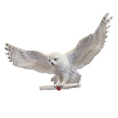 NN8965-Hedwig Owl Post Wall Décor - Harry Potter