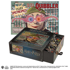 NN9453-Puzzle - The Quibbler Magazine Cover