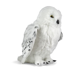NN9671-Hedwig Collector Plush - Harry Potter