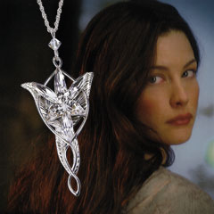 NN9837-Réplica - Arwen Evenstar pendant - The Lord of the Rings